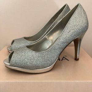 03913b5a2d Amiana. Amiana Sparkle Heels